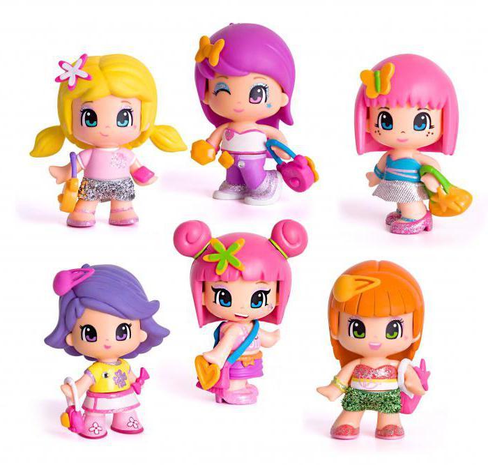 куклы пинипон famosa