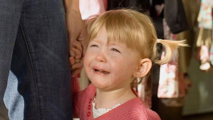 ребенок плачет в садике что делать комаровский