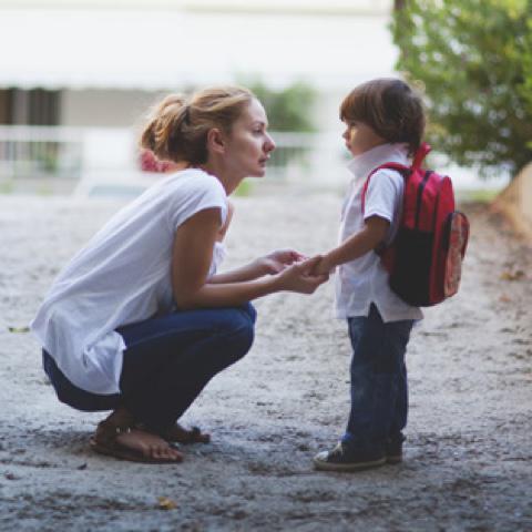 ребенок плачет не хочет в садик