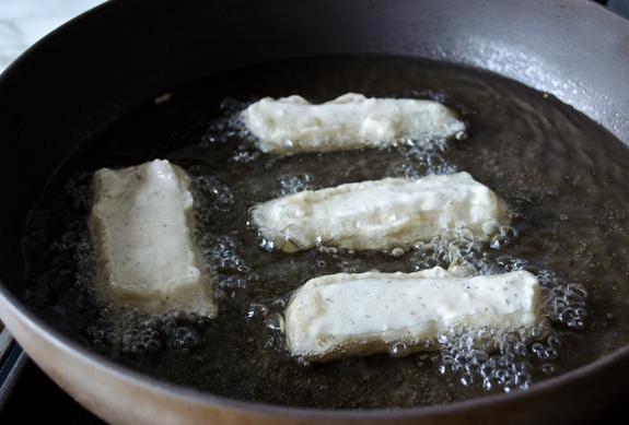 как пожарить рыбу в кляре на сковороде