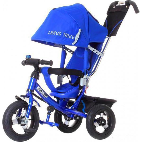 детский трехколесный велосипед лексус трайк
