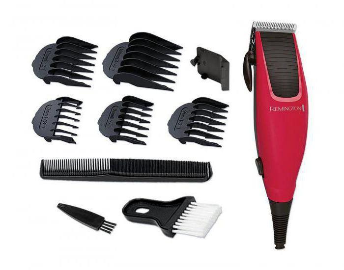 машинка для стрижки волос ремингтон отзывы