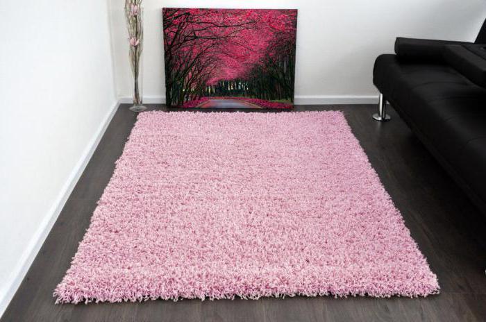 полипропиленовые ковры свойства