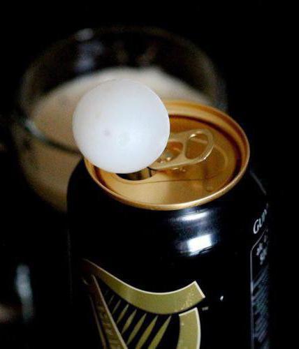 пиво с азотной капсулой