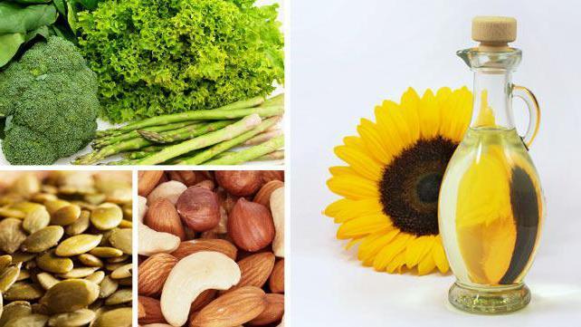 витамин е в капсулах для волос применение