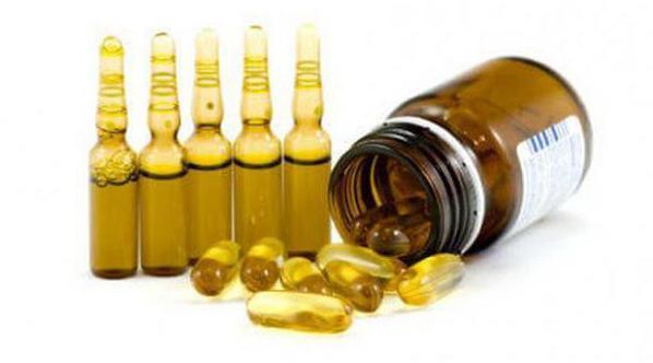 применение витамина е для волос отзывы