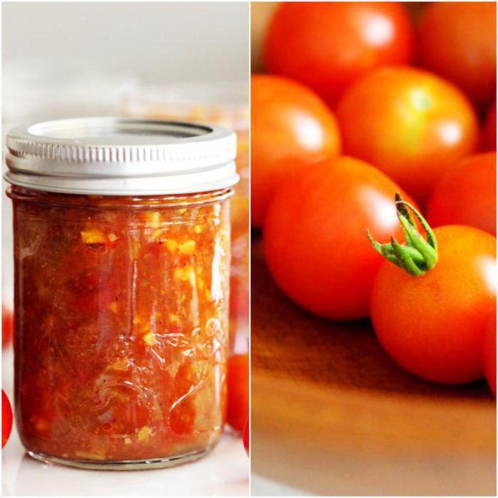 Приготовление соуса из помидор в домашних условиях  720