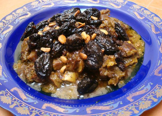 Говядина с черносливом тушеная вкусные рецепты 79