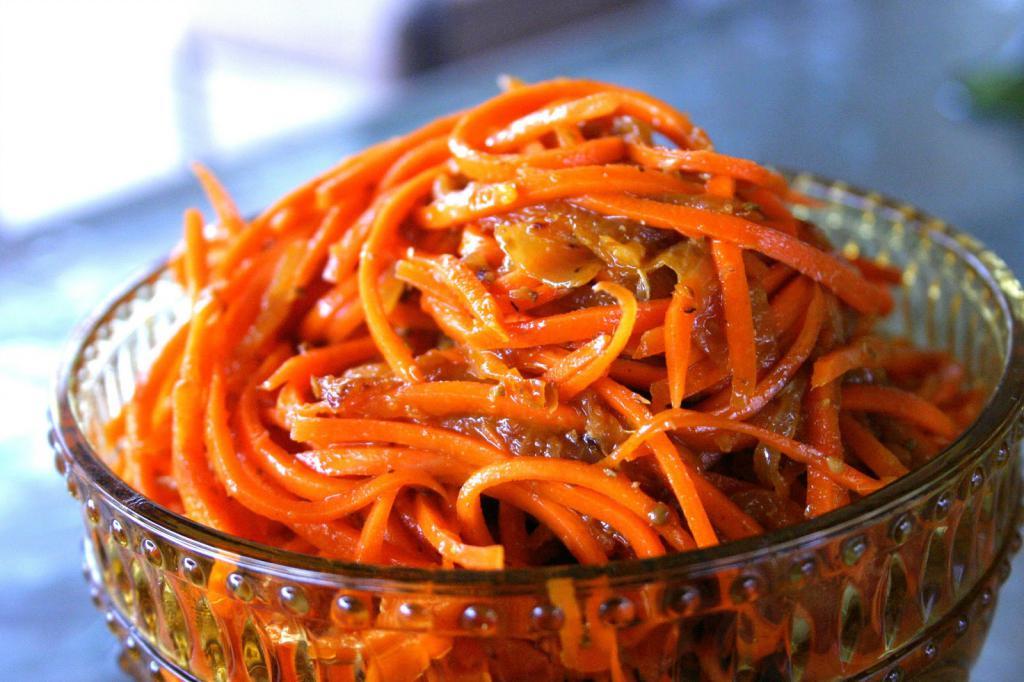 Морковь по-корейски в домашних условиях фото 274