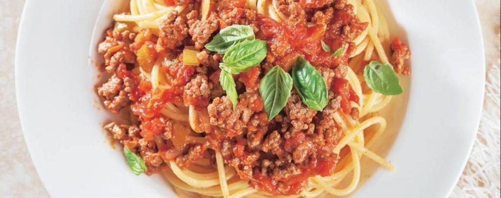 Соус для спагетти с фаршем
