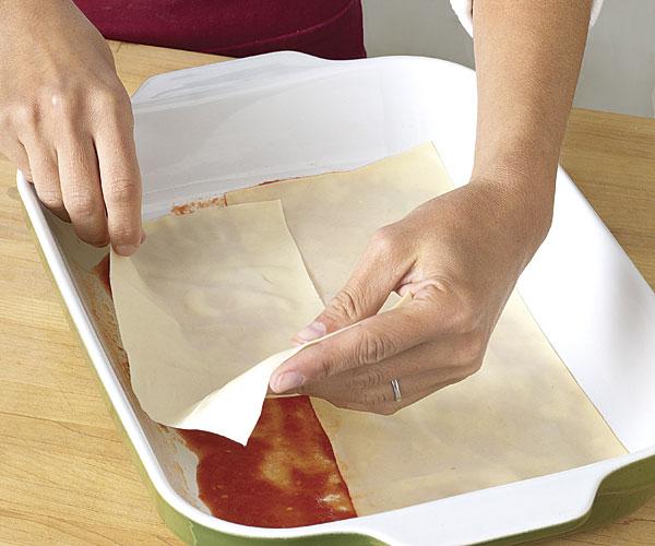 словам дипломата, как сделать тесто для лазаньи фото просто гламурная