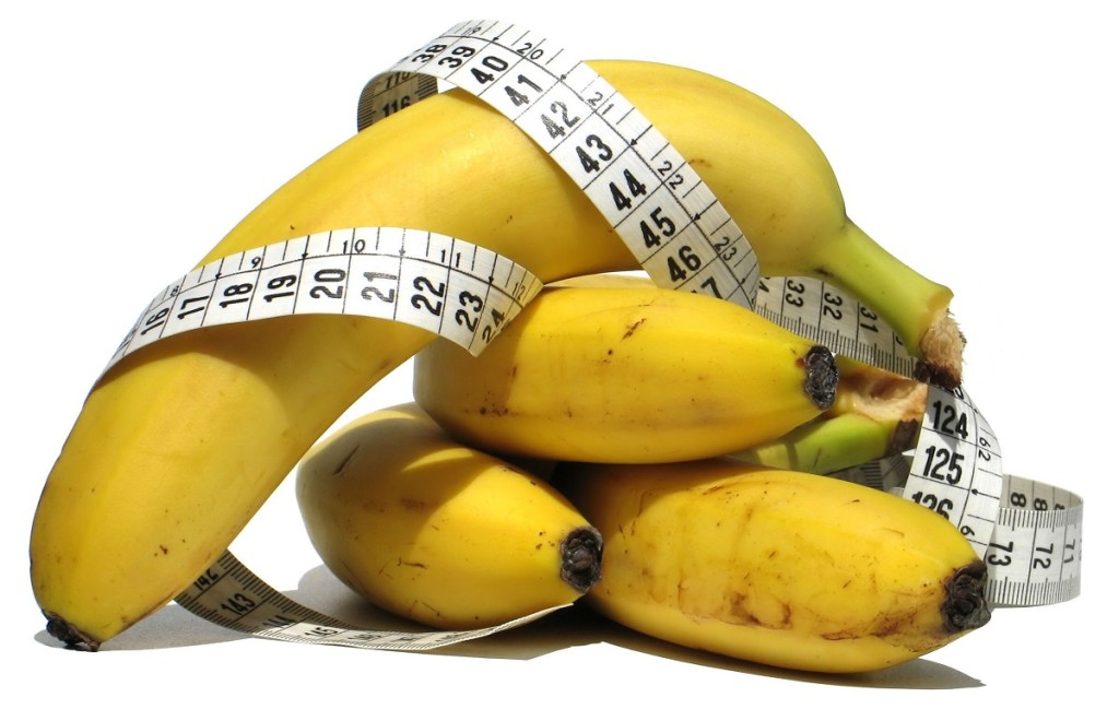 The benefits of bananas for weight loss
