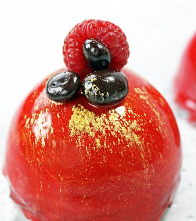 Mousse Cake Red Velvet