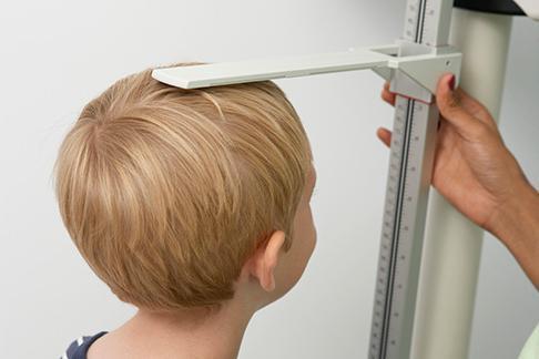 Примерный рост ребенка в 1 год