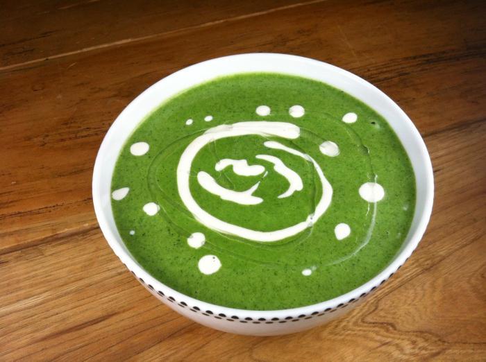 суп из крапивы и щавеля рецепт