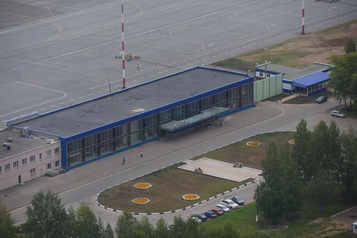 Киров аэропорт