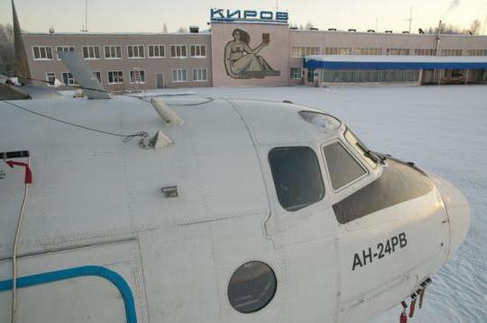 аэропорт Киров
