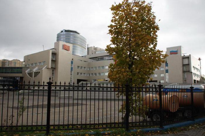 клиника Алмазова в Санкт-Петербурге