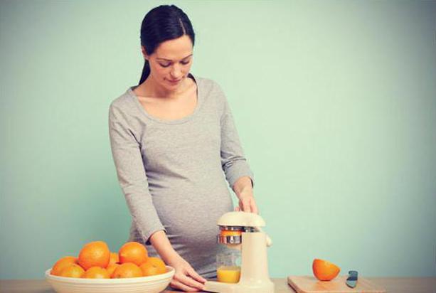 Апельсин для беременных польза 6