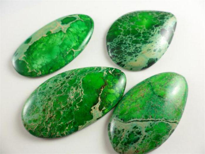Зеленые камни драгоценные и полудрагоценные: фото и названия