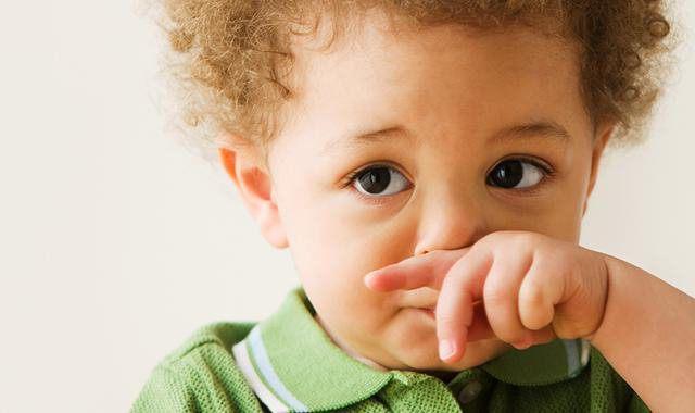 У ребенка болит попка