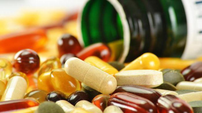 Витамины для организма человека в таблетках