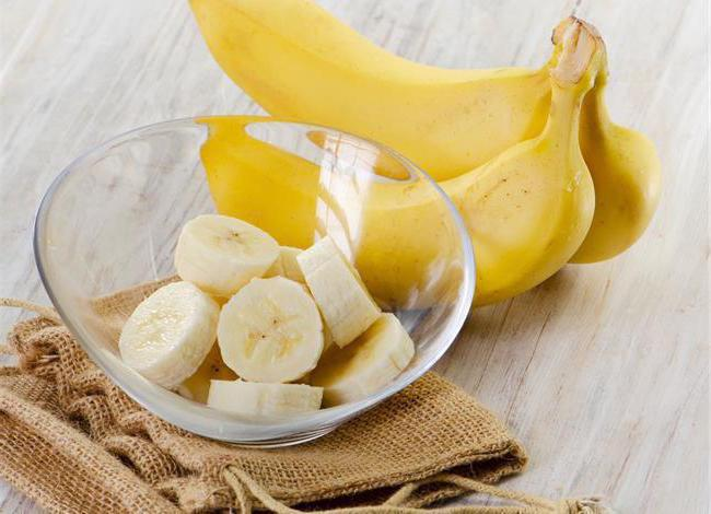 банан на ночь