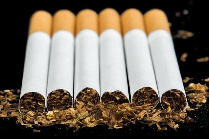 условия хранения сигарет