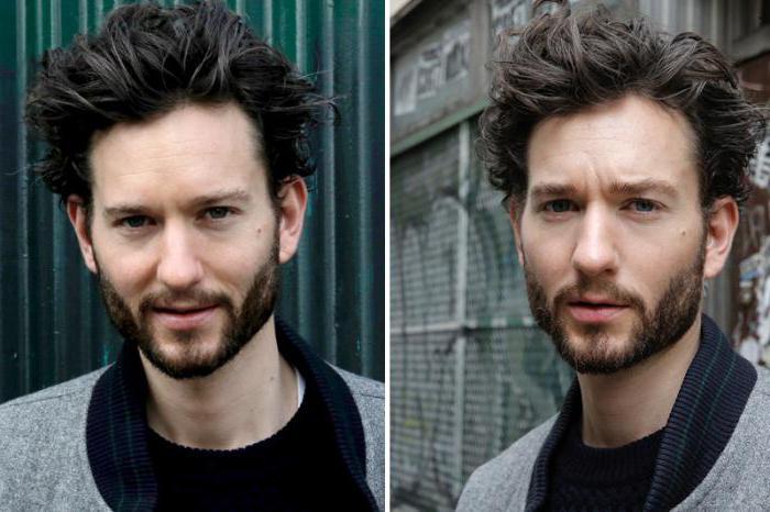 мужской макияж для фотосессии как сделать