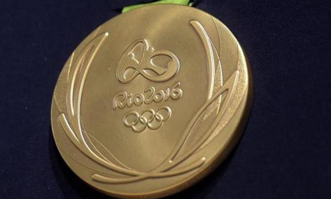 бронзовые медали россии