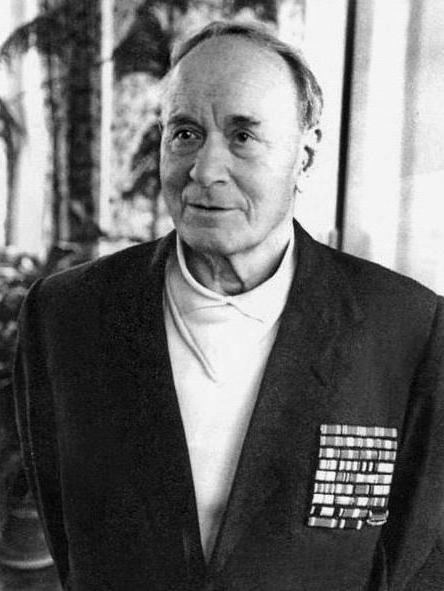 председатель КГБ генерал Иван Серов