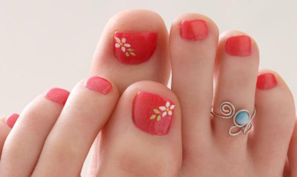 Сексуальные пальцы ног фото 27-472