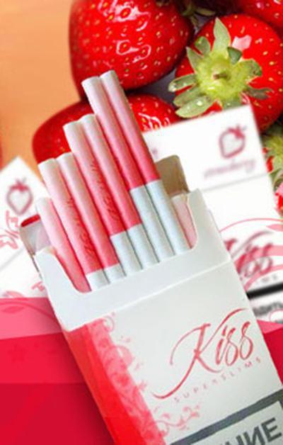 Сигареты кисс дрим содержание никотина