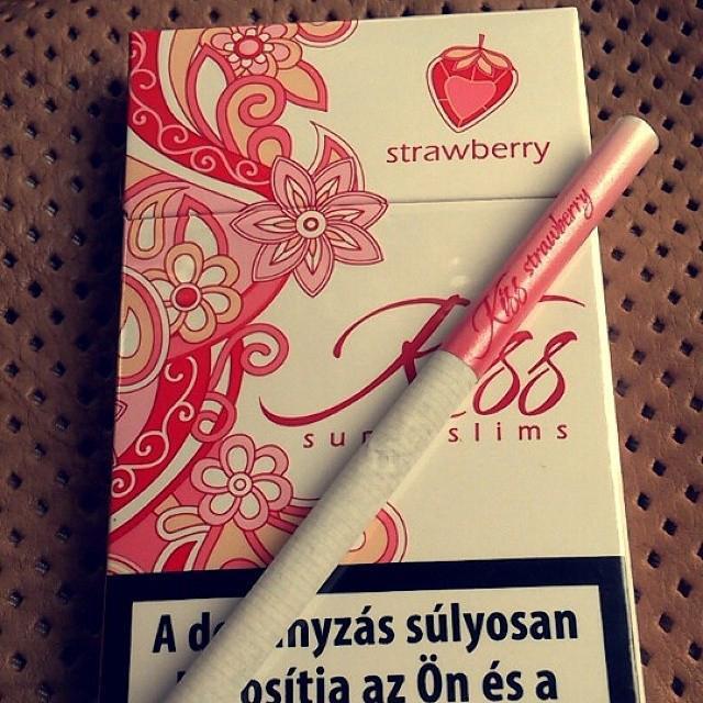 Кисс романтик сигареты сколько никотина