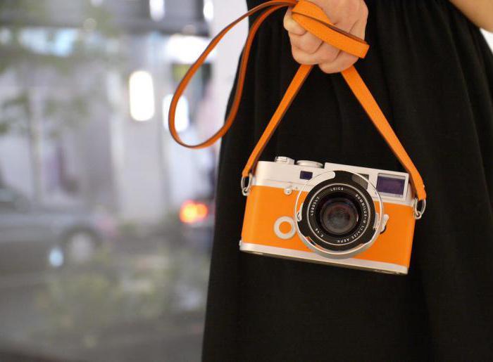 Фотоаппараты Leica: фото, история