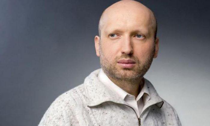 биография турчинова