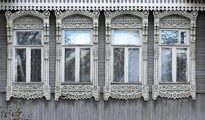 резные наличники на окна своими руками трафареты для декора стен
