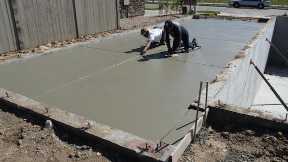 деформационный шов в бетонных полах снип