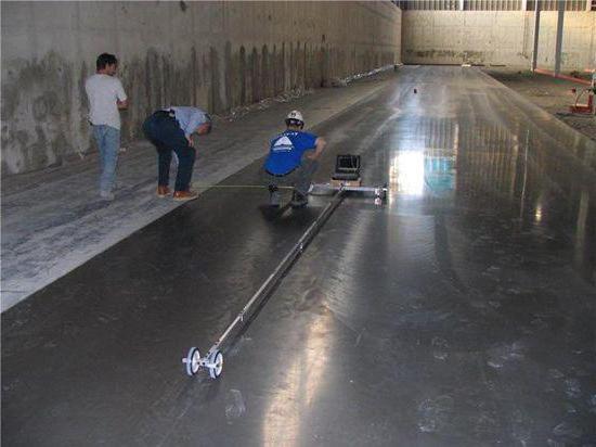 деформационные швы в бетонных полах промышленных зданий