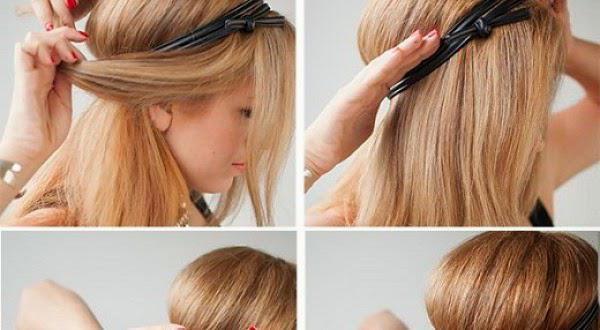 красивые укладки на средние волосы