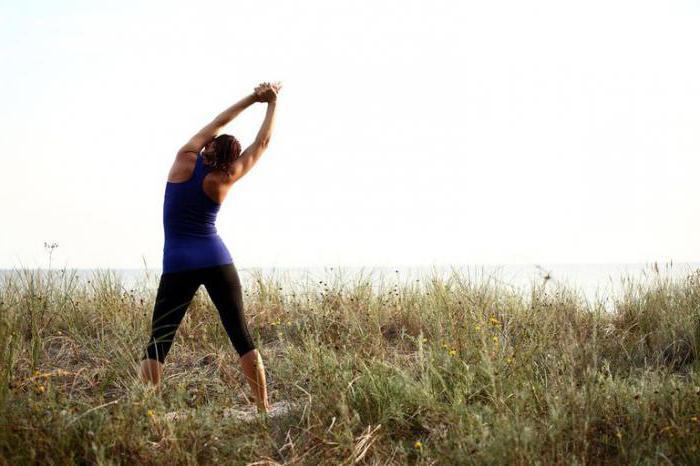 обзор физических упражнений