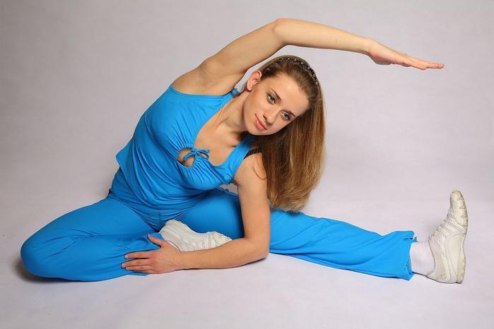 гимнастика для похудения корпан