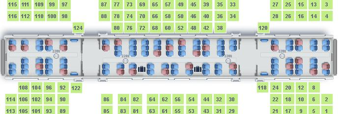 поезд 732 ласточка схема вагона