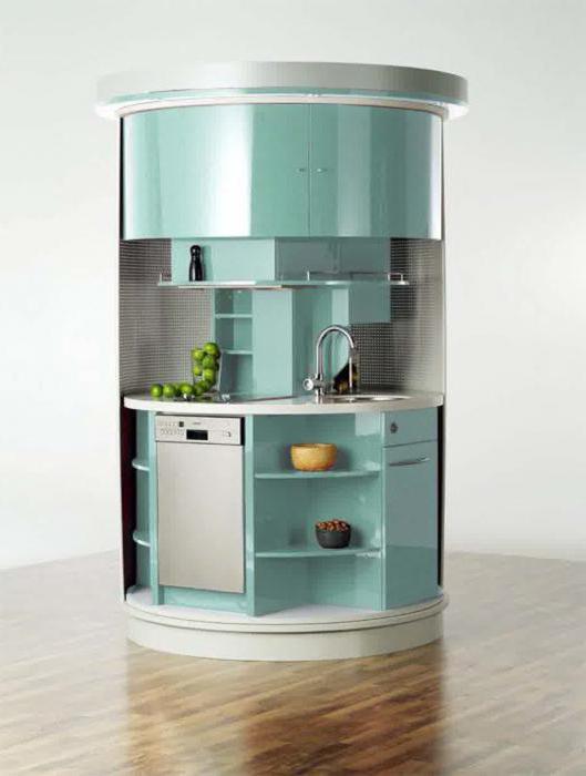 кухня 5 кв м с холодильником