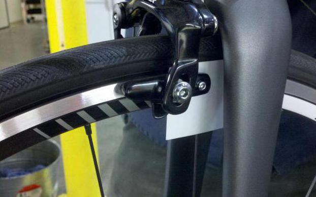 тормозные колодки для велосипеда