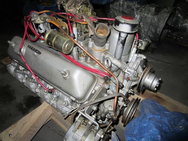 ЗМЗ-41 характеристики