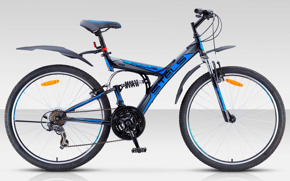 горный велосипед stels focus 26