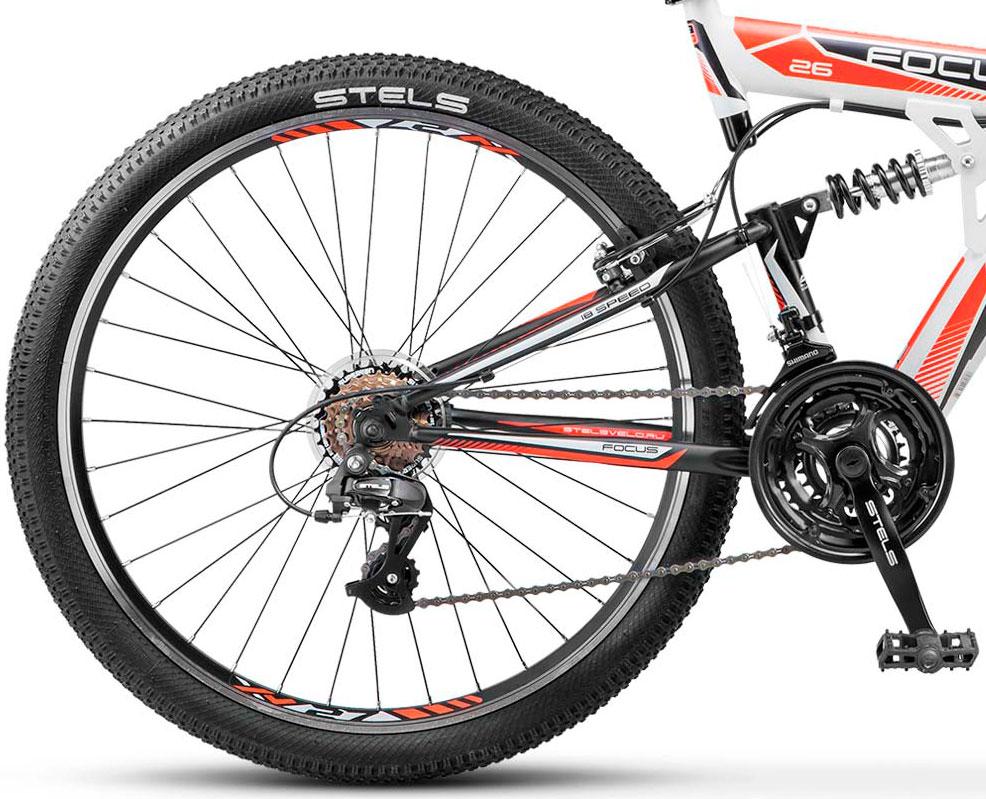 велосипед stels focus 18