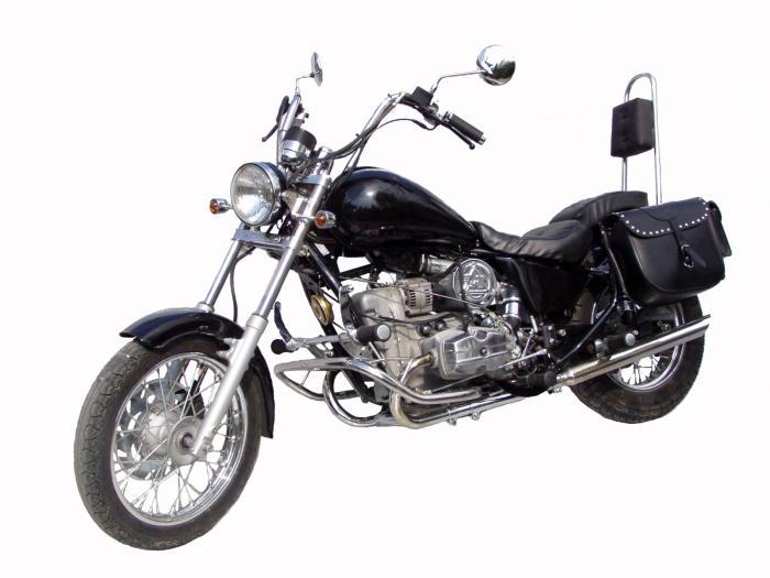 Мотоцикл урал волк технические