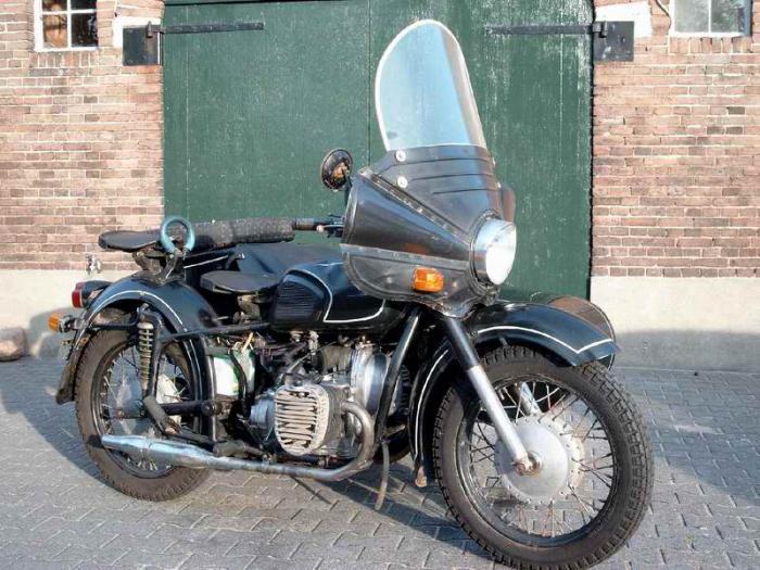 Мотоцикл технические характеристики